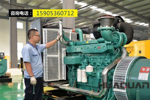 柴油发电机组的布局与运行管理