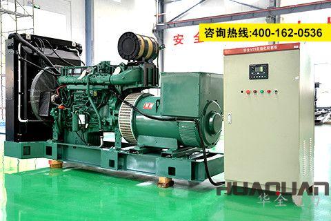 柴油发电机组不能启动应重点检查哪些部位