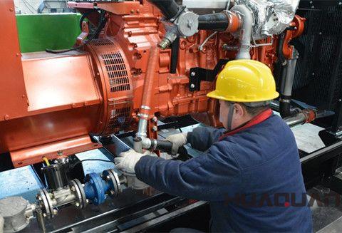 柴油发电机噪音大的原因使用柴油发电机组机组