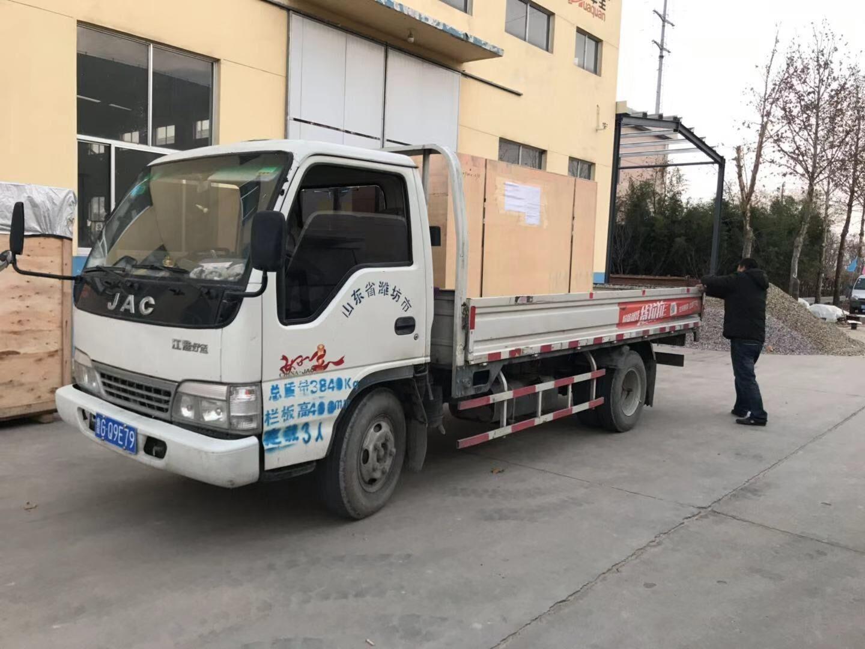 12月29日,陈先生从华全动力订购的15kw自动化柴油发电机组顺利发往湖南省
