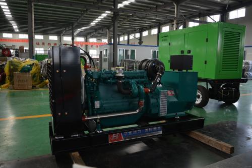 120kw柴油发电机组图